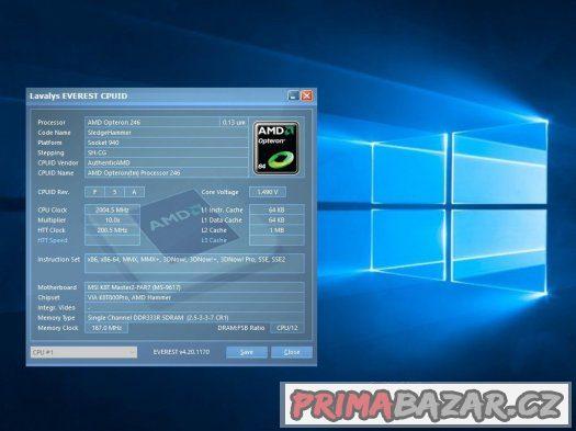 AMD Opteron 246, sc.940