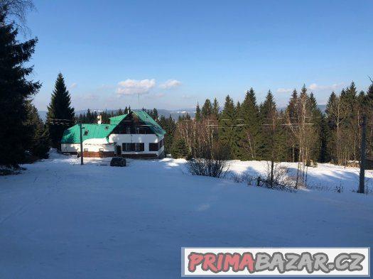 Krásná dovolená pro 30 osob v chatě v jizerských horách