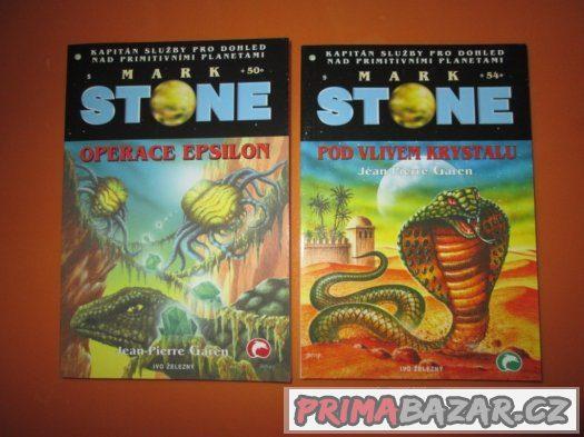 Časopisy Mark Stone