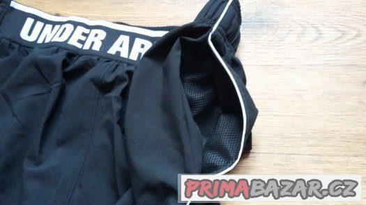 Pánské fitness šortky UNDER ARMOUR - velikost LG/G