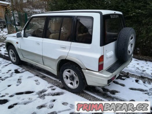 Suzuki Vitara 2.0 V6 4x4 long