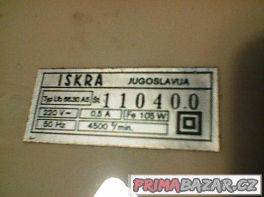 MOTORKY /ISKRA/