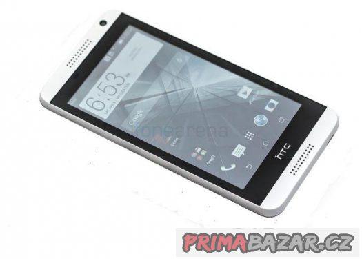 HTC DESIRE 610 LTE 4JÁDRO 8MP 8GB 4.4KIT GPS MOBIL