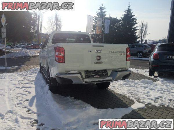 Fullback Extended cab LX 180k 6MT - SLEVA