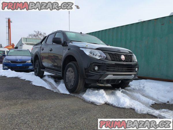 Fullback Double cab Cross LX 180k 5AT - NOVÝ VŮZ, sleva