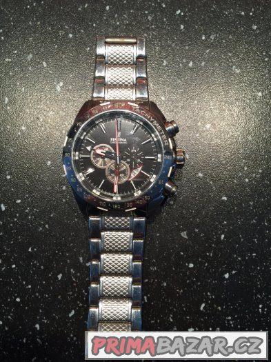 31f79bcaa8 Pánské hodinky Festina La Vuelta - minimálně nošené