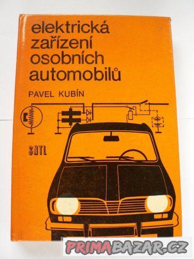 Elektrická zařízení osobních automobilů