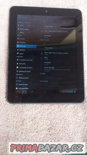Prodám pěkný Nextbook NX008HI 8.0