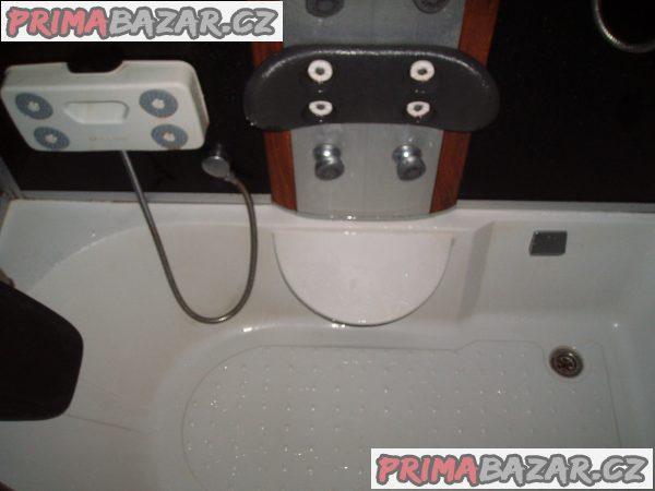 Sprchovaci kout