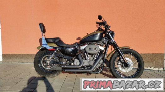 Harley Davidson XL 1200 N Nightster Fi