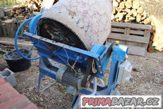 Stavební míchačka 380v