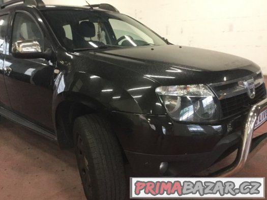 Dacia Duster 1,5DCi, 4x4    rok  2011