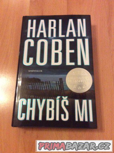 Harlan Coben -Chybíš mi