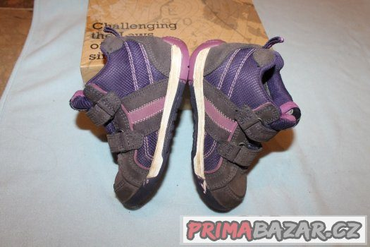 Gore tex kotníčkové boty vel 27