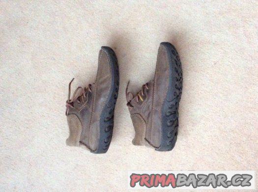 Podzimní chlapecké boty Bubblegummers