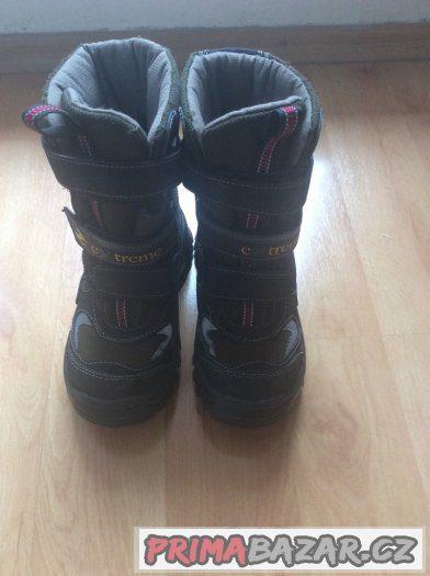 Zimní boty JACALU extreme