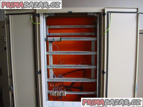 Elektro rozvaděč 220x80x40cm