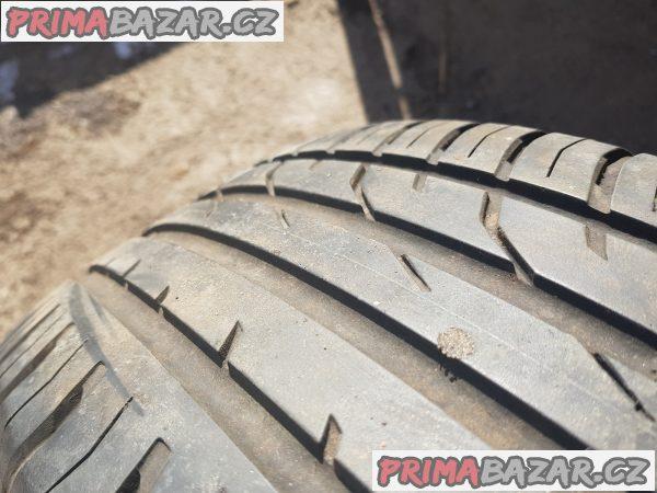 prodam alu kola elektrony Jeep 05189434ab 5x114.3 7jx18 et42 pneu Continental 215/55 r18 95h