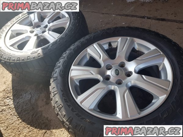 prodam alu kola elektrony Land Rover dh22-1007-AAW 5x120 8jx19 et53