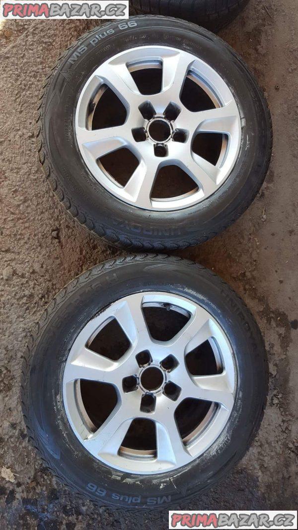prodam alu kola Audi 8K0 601 025F 5x112 7.5jx16 et45