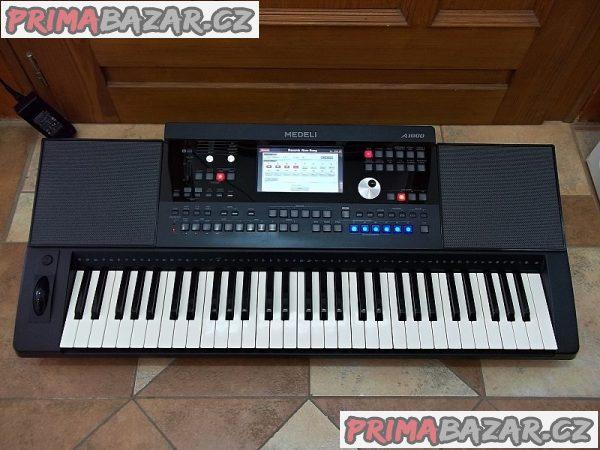 Profesionální elektrické klávesy/syntezátor MEDELI A1000
