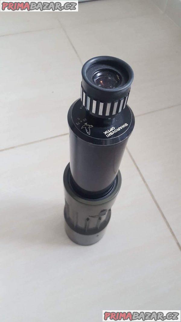 prodám teleskop Swarowski optik swarotop ctc 30x75