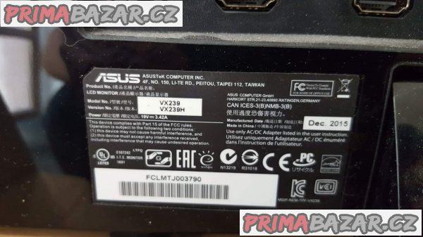 prodám led Monitor Asus VX239H zanovni 1920x1080 58.4c