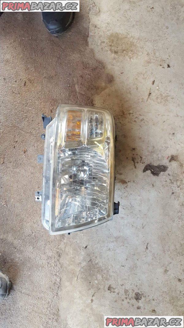 pravé světlo lampa Ford Ranger r.v.2006-2010