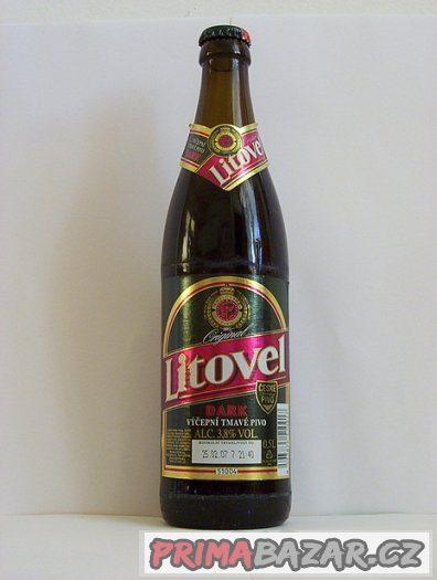 KOUPÍM různá tmavá/černá piva z průmyslových českých pivovar