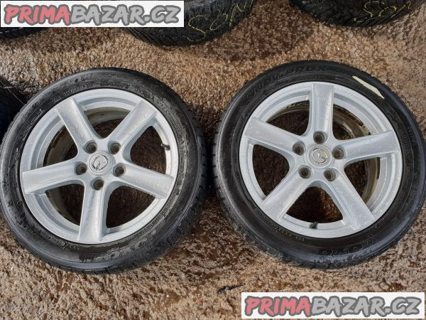 prodam alu kola elektrony Mazda 996560 5x114.3 6.5jx16 et55