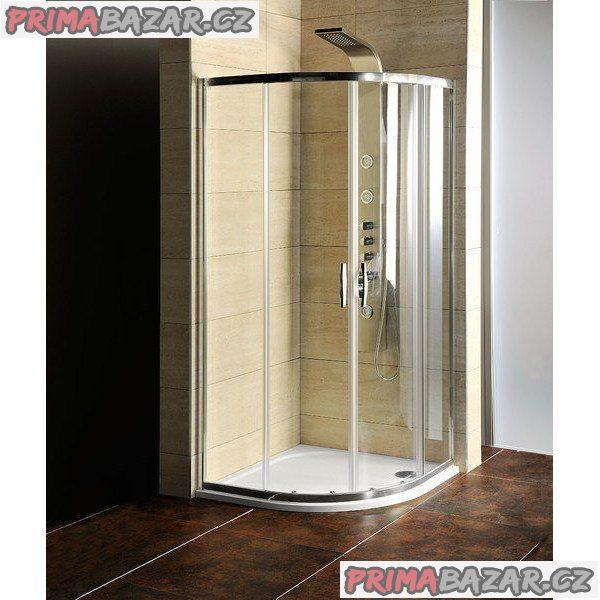 Nový sprchový kout litý mramor