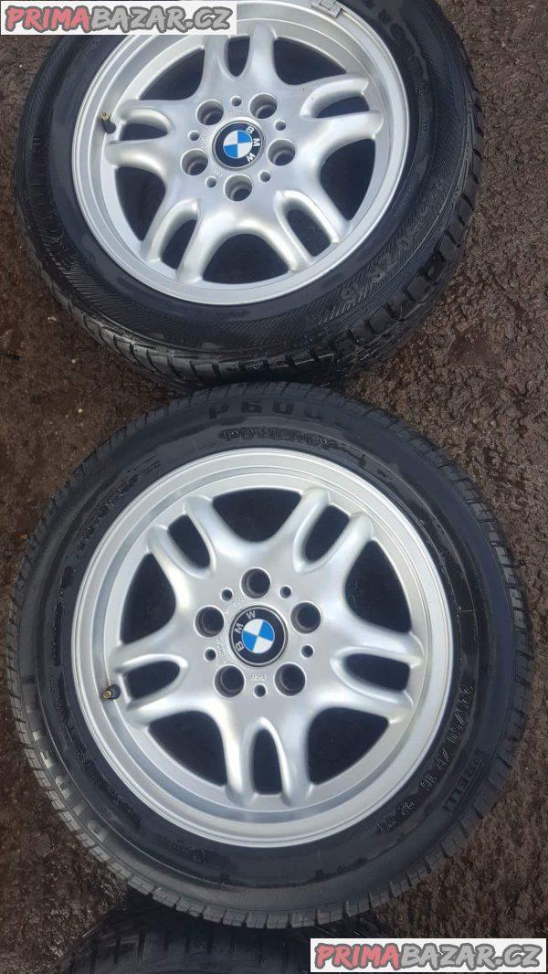 prodam alu kola elektrony BMW 5x120 7jx16 is46