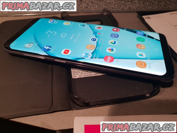 prodám Samsung Galaxy S8 64gb záruka od t-mobile