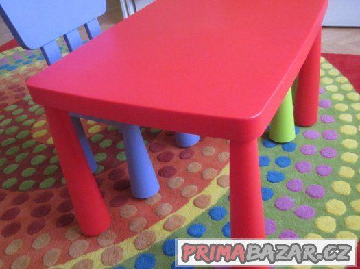 debf7c6607aa Dětský stůl - Mammut