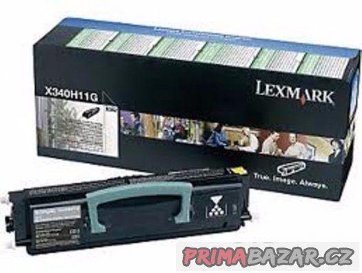 Lexmark TONER x340h11g -NOVÝ-SLEVA