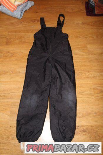 Dětské oteplovačky (lyžařské kalhoty)