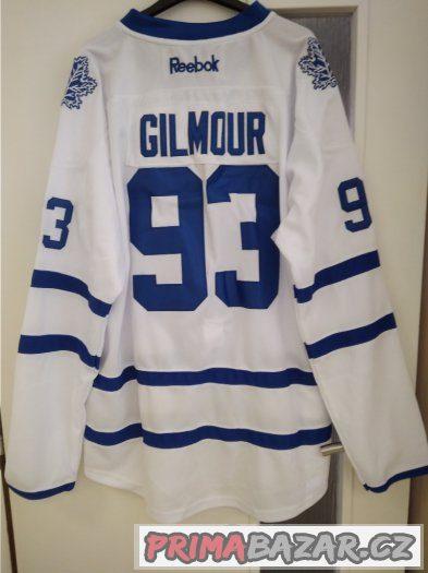 Hokejový dres Toronto Maple Leafes, 93 Gilmour, velikost XXL