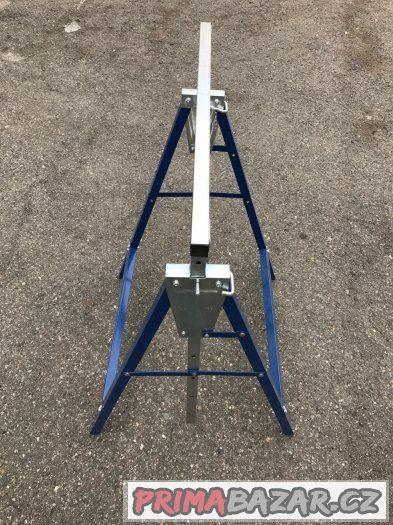 Stavební koza 250 kg n, teleskopicky podstavec, lešení, Nové