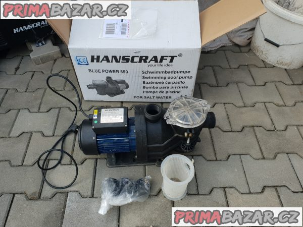 bazenove-cerpadlo-hanscraft-blue-power-550-13-m3-h
