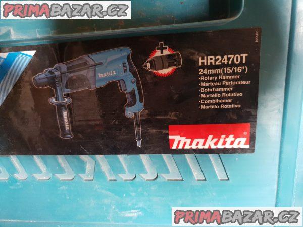 prodám vrtací a sekací kladivo makita HR2470T