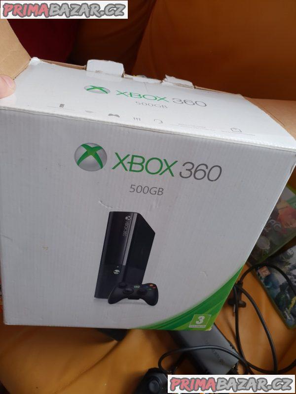 prodám xbox 360 model 1538