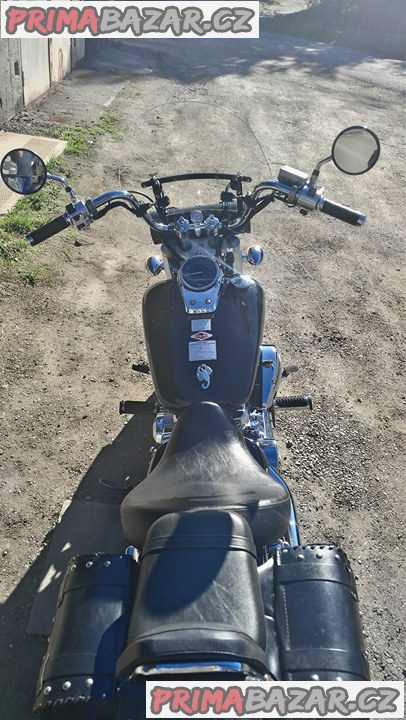 Honda Shadow 750 RC5