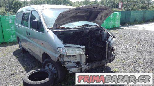 Prodej nákl. automobilu HYUNDAI, H-1 VAN 6 LWB