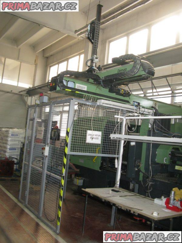 robot Wittmann W 631C