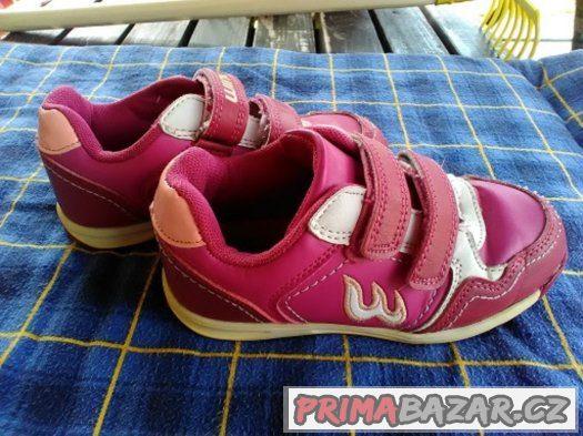 Dětské botasky velikost 28