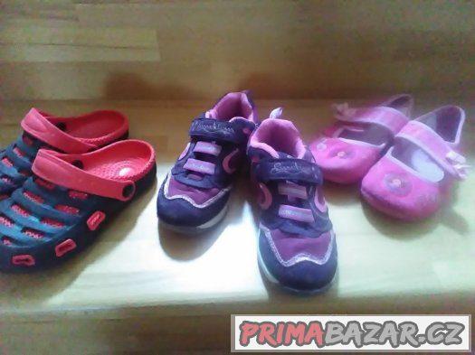 Dětské botasky velikost 25