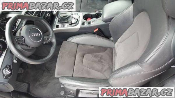Audi A5 2.0 TDI cabrio S-line,navigace r.v.2013/11