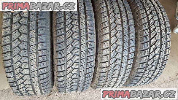4xplechové disky zánovní s pneu torque 185/60 r15 84t