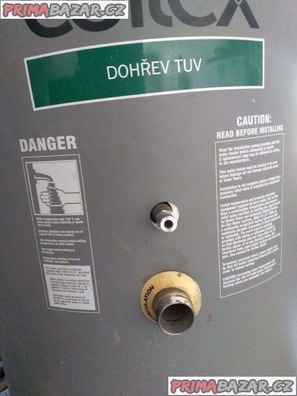 Akumulační nádrž nerez 300L