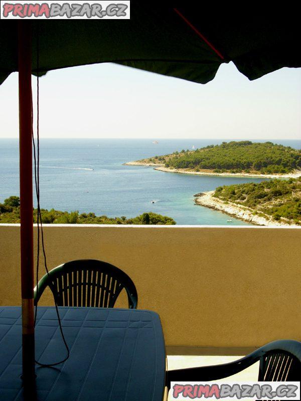 Chorvatsko - dovolená u moře bez davu turistů